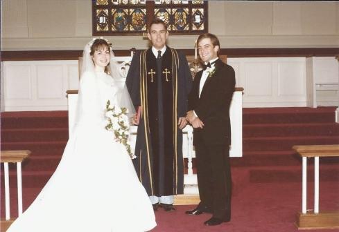 Ralph & Sara & Rev. Logan