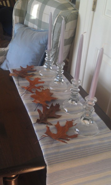 Plethora of Oak Leaves