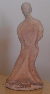 Grandma Honey's sculpture
