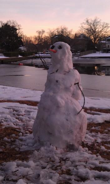 Snowman #2