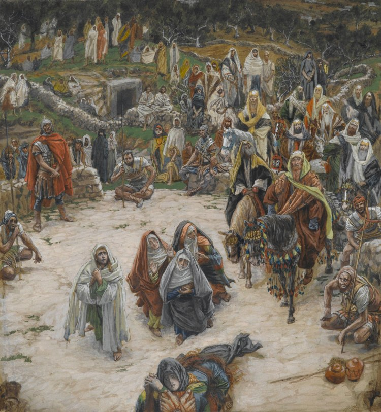 James Tissot crucifixion-seen-from-the-cross-1890