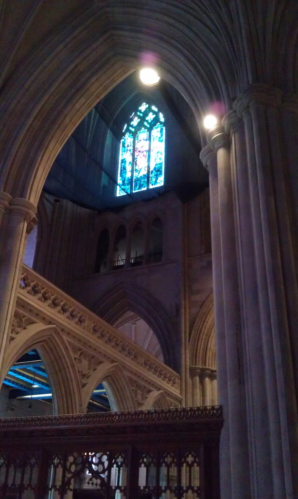 Cathedral Geometry