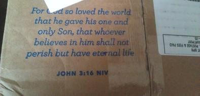 Love this box. Christian Book Distributors
