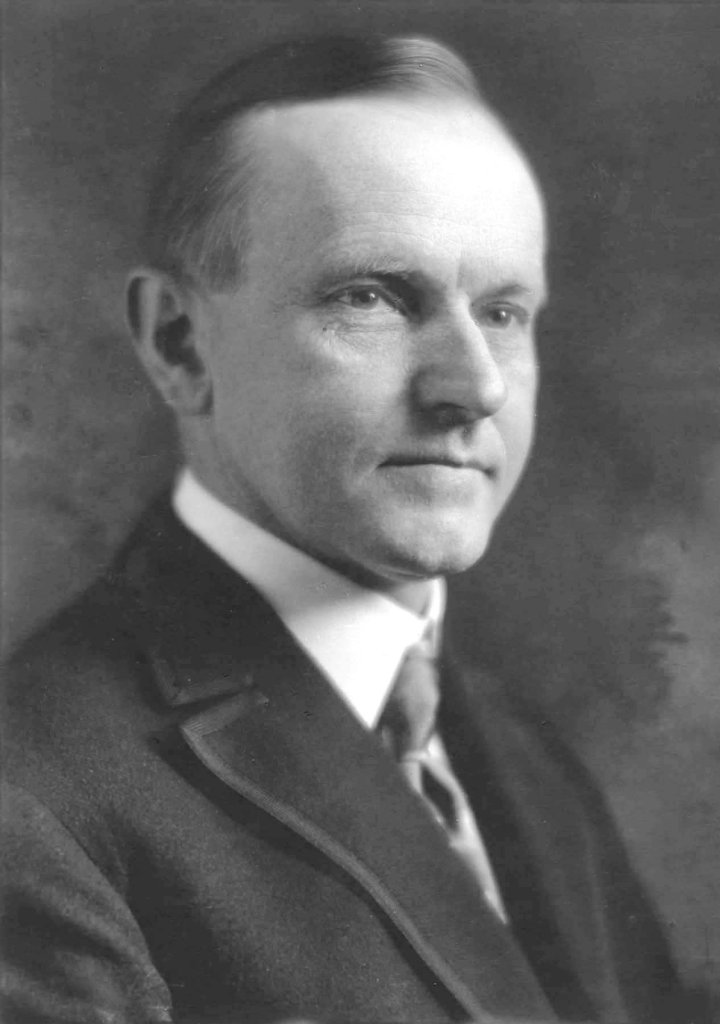 Anyone else think Coolidge looks like Coulson?