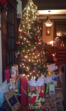 Our Christmas Tree!