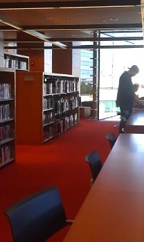 Slover Library - ORANGE