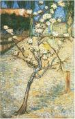 Blossoming Pear Tree Vincent Van Gogh 1888  Arles, Bouches-du-Rhône, France