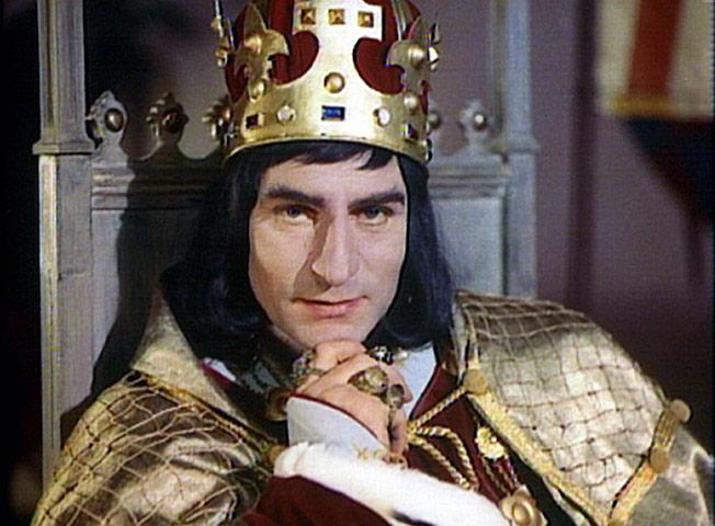 Richard III with Laurence Olivier