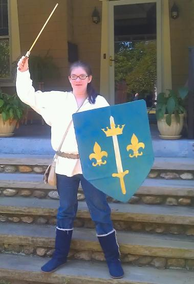 The Maid of Orlean (Joan of Arc)