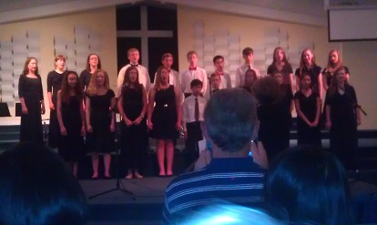 YMV Middle School Choir Concert
