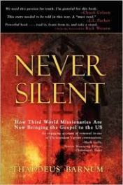 never silent
