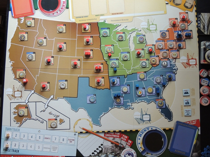 72_1960 Map Board