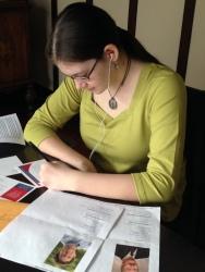Writing to Virginia Legislators for Concerned Women of Virginia