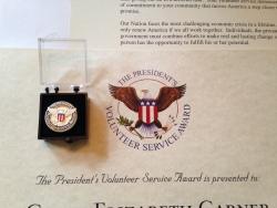 Presidential Service Award