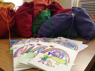VBS Cards and Bags