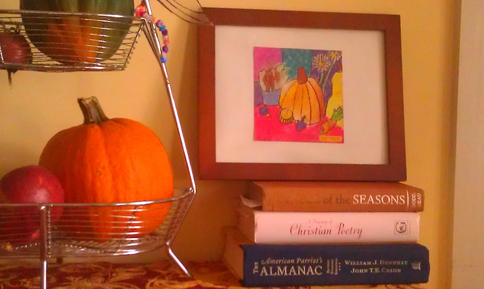 Pumpkin and Pumpkin Art